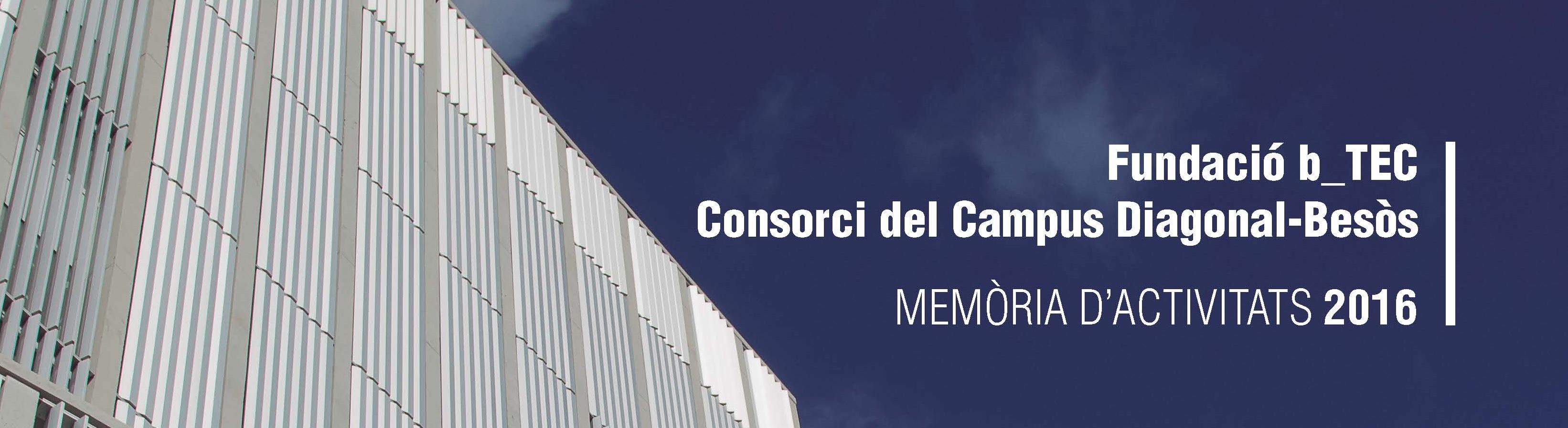 Memòria anual 2016 caratula
