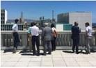 The Steering Committee TERSA visit the new Campus Diagonal-Besòs