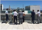 El Comité de Dirección de TERSA visita las Equipamiento del campus nuevo